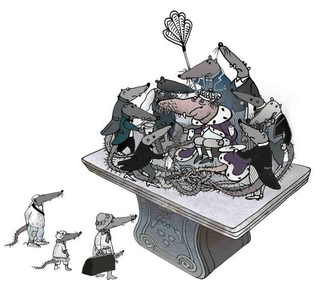 Råttkkungen